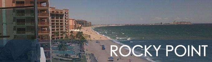 Rocky Point - Sandy Beach