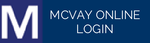 Login Button for McVay Online Courses